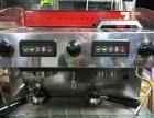 转让赛瑞蒙电控双头半自动咖啡机