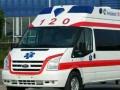 救护车出租转院治疗护送回老家返程顺带