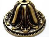 压铸铜配件、全铜灯配件、水晶灯铜配件、压铸铜吊钟   YF-F2