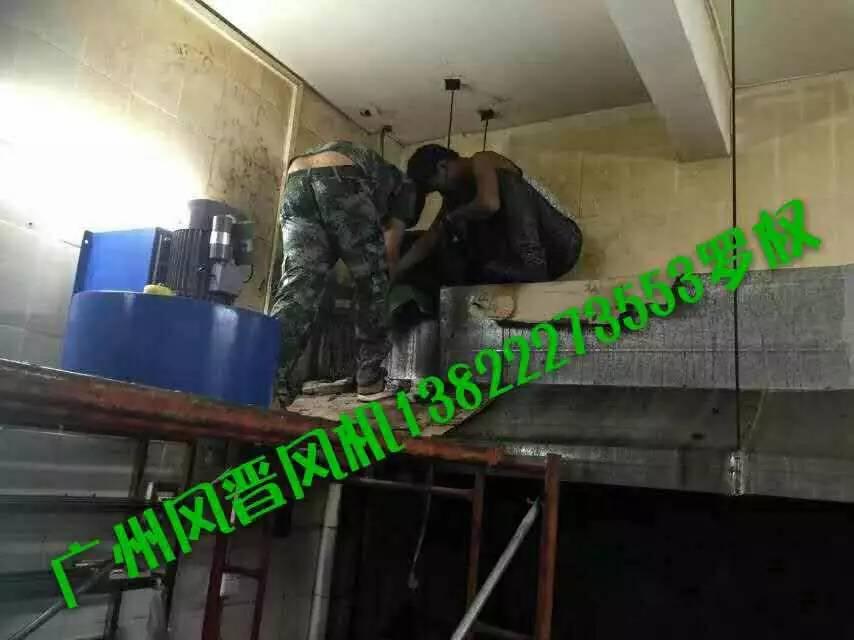 广州市绿岛风风幕机安装空气幕维修柜式离心风机安装维修风机