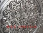 超立体浮雕图案制作 溢升铝板雕刻壁画厂家