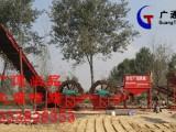 泰安广通石粉制砂机是采用轮式洗砂机设计的