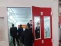 河南周口促销防雨型烤漆房 防盗门喷塑高温烤漆房 定制价