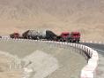 飞达物流承接防城港到全国物流专线 整车大件运输,调度返程