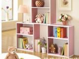 梦雅园 自由组合韩式书柜宜家书架柜子书橱壁架