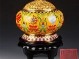 吉祥聚宝熏炉 重磅打造皇家艺术经典