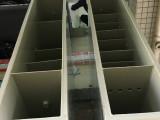 焊接灰色pp水箱酸碱槽接水盘白色PP酸洗篮筐箱恩新德塑胶材料