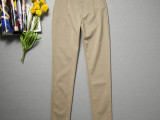 春款女式休闲长裤新款百搭女式九分小脚裤弹力显瘦打底铅笔裤