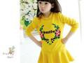 珠海最便宜童装批发小朋友秋装最可爱畅销卫衣打底衫批发厂家直销