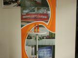 广州快展促销台、展示台、产品展示桌、铝合金展示促销桌