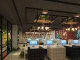 重庆网吧装修设计效果图 重庆网吧装修公司