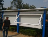 西南地区宣传栏橱窗,灯箱展板制作厂家,定制厂家