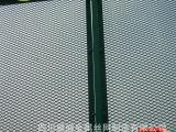 成都 菱形孔护栏网,高速防眩网钢板网 钢