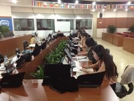 北京英语同传班 北京英语口译班