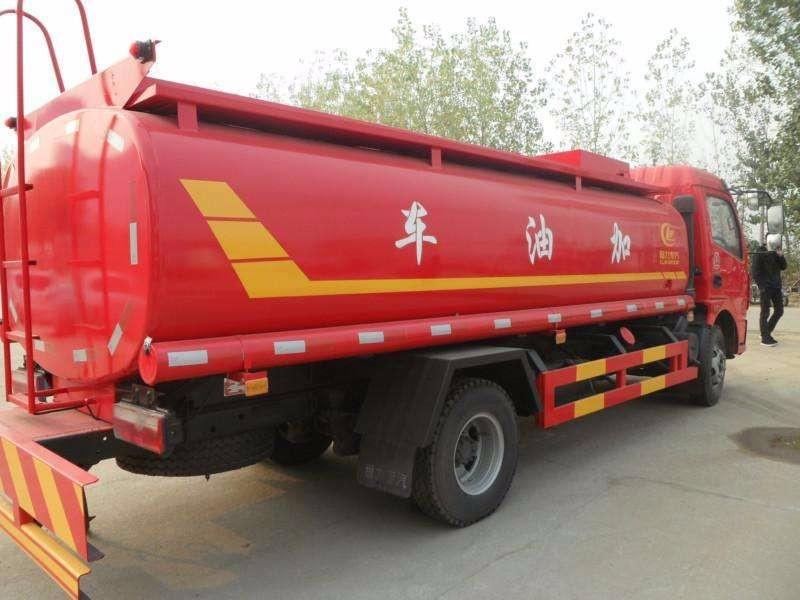 5吨二手江淮加油车多少钱(全国包送)