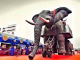 鄭州機械大象出租低價供應