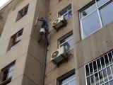 西安蜘蛛人外墙飘窗渗水维修