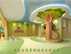 重庆江津幼儿园设计 幼儿园装潢设计 幼儿园学校装修装饰