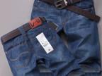 男薄款牛仔裤男牛仔短裤 中裤 5分裤男士好质量 一件代发#6168