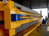 清仓处理二手300平方隔膜压滤机 长期处理