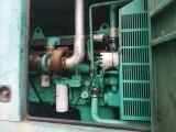 转让康明斯200KW移动静音发电机机组一台