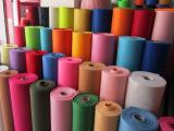 厂家提供彩色化纤毛毡 彩色毛毡包 羊毛毡垫 背景布 无纺布批发