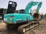 烟台二手挖掘机神钢200 210和260 350低价促销