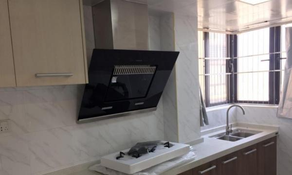 江北CBD中心 城市花园 精装3房2厅2卫 全新家私电器