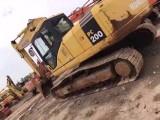 小松200二手挖掘机货源年底实惠机