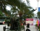 仿真军事展出租一系列飞机坦克火箭等户外展览道具租售