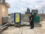 广西南宁不锈钢排油烟系统油烟净化设备设计安装