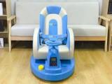 给孩子的礼物,贝儿舒智能充电式自动摇篮车 多种摇摆模式选择