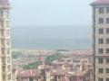 高层海景房,出门300米就是免费沙滩游泳