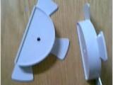 三叶线环 裸纤保护管 理线环 光缆固定座