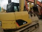 二手挖掘机卡特307D出售价格优惠