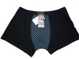 厂家直销英国卫裤磁疗保健内裤莫代尔抗菌平角内裤
