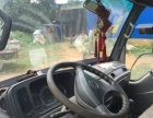 江铃轻卡4米高栏货车