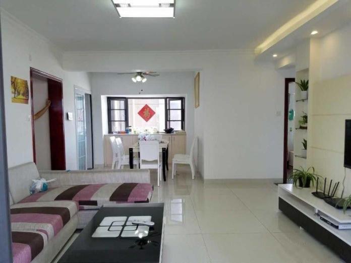急租 五和地铁口 和成世纪 业主自住精装3房 适合办公及住家