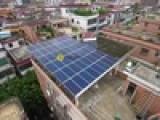 佛山太阳能发电-南海里水邓先生14.88KW-德九新能源