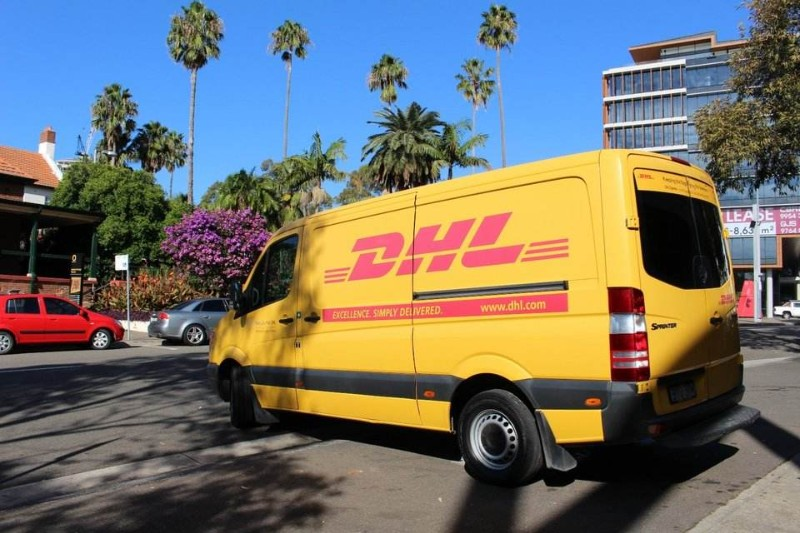 DHL国际快递 取件电话 叫件电话