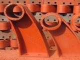 优质的筑铁护栏支架就在亿通工程橡胶,宁夏筑铁护栏支架