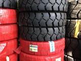 胎黑色实心叉车轮胎600-9 另配叉车轮胎6.00-9
