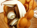 玛卡玛卡滋蛋仔冰淇淋加盟店多款美味口味独特