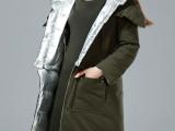 深圳设计师品牌,原创羽绒服女装批发,三三国际服装批发货源