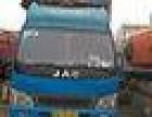 出售一辆江淮6.2米高栏货车