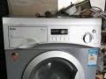 处理九成新海尔滚捅全自动洗衣机