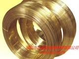 供应深圳H70黄铜螺丝线 H65首饰黄铜线规格齐全