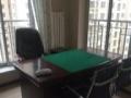 个人闲置办公桌老板椅一套 不送货