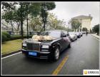 重庆北碚婚车出租,婚庆租车,婚车租赁清一色车队