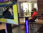 9DVR蛋椅电影设备虚拟射击动感单车赛车太空站